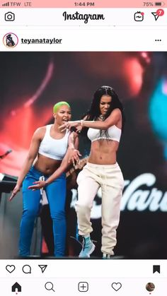 tlc outfits t boz Black Girl Magic, Black Girls, Black Girl Aesthetic, Hip Hop Fashion, Tomboy Fashion, Streetwear Fashion, Fashion Outfits, 90s Outfit, Teyana Taylor