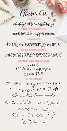 Hello Sunshine Font Duo - handlettered Script on creative market