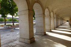 Galería de la Casa de Caballeros y de Oficios, Aranjuez, Madrid