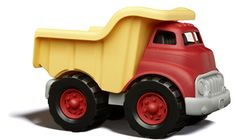 """Jon has liked these """"green toys"""" trucks ever since we saw them on tv a few years ago, I guess we have a reason to buy them now!"""