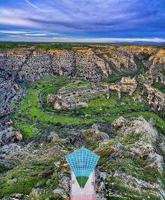 Uşak/ Ulubey Canyon -