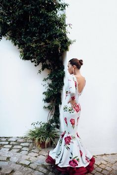 Black White Red, White Dress, Spanish, Wedding, Outfits, Live, Dresses, Fashion, Short Dresses