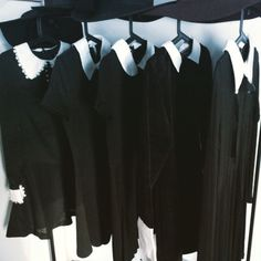 fuckinredmaria: A wednesday dress for every day of the week;) good thing my boss is a Goth killstar disturbiaclothing dollskill