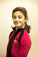 Belén Álvarez Capitán, pertenece a la categoría DEBS, con la que ganó la medalla: PREBRONCE    La Nevera - Pista de Hielo - Majadahonda