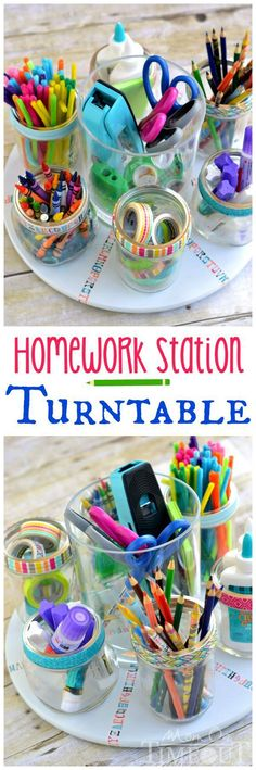 how to organize your homework