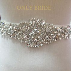 Find More Belts & Cummerbunds Information about Free Shipping Crystal Beaded Wedding Belts Rhinestone Appliques For Wedding Dress Sashs,High Quality applique gown,China belted cardigan Suppliers, Cheap applique cushion from ONLY BRIDE on Aliexpress.com