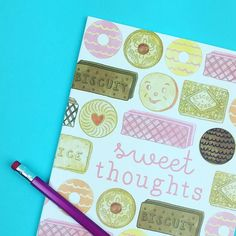 When your notebook makes you hungry  http://ift.tt/1ihQVKN  . . .  #shopping #sale #boutique #indie #shopsmall #smallbusiness #girlboss #shop #onlineshop #onlinestore #clothing #fashion #gifts #gift #stationery #stationeryaddict #stationeryporn #notebook #pencil #biscuit #art #illustration #design