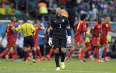 U.S.'s gritty effort not good enough to compete with World Cup elite