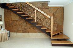 escadas externas de madeira - Pesquisa Google