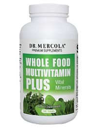 Whole Food Multivitamin Plus by Mercola - Buy Whole Food Multivitamin Plus 240 Tablets at the Vitamin Shoppe #vitaminshoppecontest