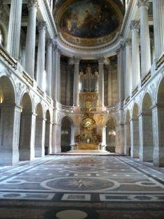 Royal Palace, Versailles