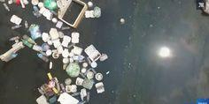 Le journal « Khmer Times » a publié une vidéo révélant l'ampleur de la pollution des canaux de Phnom Penh, qui se jettent dans le Mékong. Un drone a filmé des canaux emplis de détritus d'une rive à l'autre dans les faubourgs de la ville.