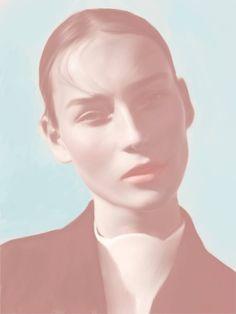 """Saatchi Art Artist Amelia Millard; Painting, """"Edge"""" #art"""