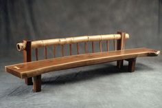 bamboo bench - Google Search