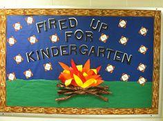 Mrs. McDonald's 4th Grade: Camping Themed Classroom