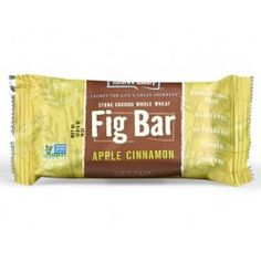Nature's Bakery Stone Ground Whole Wheat Apple Cinnamon Fig Bars