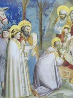 The Scrovegni Chapel frescoed by Giotto: - Google Search