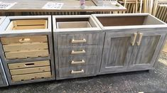p/vintage-style-repurposed-wood-pallets-kitchen - The world's most private search engine Pallet Kitchen Cabinets, Kitchen Cabinet Styles, Wood Cabinets, Storage Cabinets, Kitchen Storage, Kitchen Wood, Kitchen Ideas, Reclaimed Wood Projects, Repurposed Wood