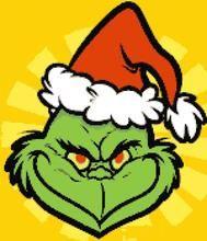 Resultado De Imagen Para Dibujos Del Grinch Animado Navidad