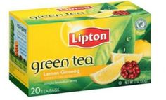 Target: Lipton Green Tea Bags (20 ct) for $0.05 | Closet of | Get FREE Samples by Mail | Free Stuff