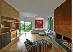 Gallery of T House / Natalie Dionne Architecture - 12