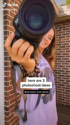 Creative Portrait Photography, Grunge Photography, Portrait Photography Poses, Photography Basics, Photography Editing, Video Photography, Girl Photography, Photo Hacks, Photo Tips