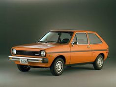 Ford Fiesta US 1977-1980 - photo Ford | Auto Forever