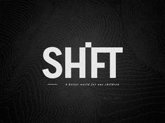 SHIFT by Anthony Harmon
