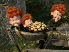 Scottish Recipes to Celebrate Disney Pixar's Brave | Devour The Blog: Cooking Channel's Recipe and Food Blog