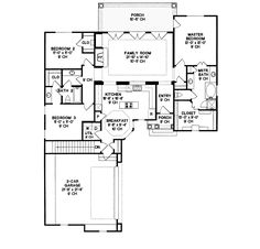 Do you think this floor plan will work rectangle house for Morton creek ranch