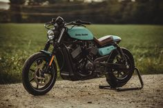 NCT's XG Street 750 might be one of the most beautiful Harley customs out there - Acquire