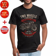 Great wear for motoracer lovers! Hurry discount available for limited time only! Fabric Weights, Lovers, Tees, Fitness, Sports, Cotton, Mens Tops, T Shirt, How To Wear