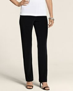 Chico's Travelers Classic Essential Slim Pant will help me maximize my time on holiday with their wrinkle-resistancy as I travel everywhere. #wildabout30 #chicos