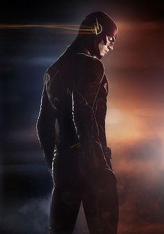 'The Flash' Season One Poster