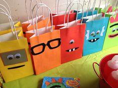 Yo Gabba Gabba! Birthday Party Ideas | Photo 4 of 11 | Catch My Party