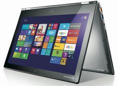 #IFA2013 – Lenovo IdeaPad Yoga 2 Pro | Zona Tecnología