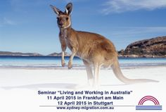 Australia is waiting for you!