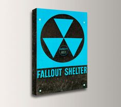 Debating about maybe recreating this myself! Fallout sign painting