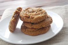 Chewy Whole-Wheat Chocolate Chip Cookies
