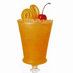Tropical Storm - love drinks with pineapple juice