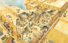Craftworkers in ancient Egypt - Q-files Encyclopedia