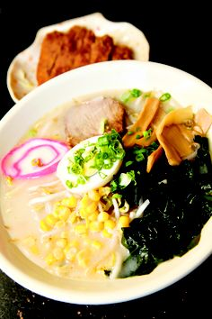 Nagoya Ramen ($8.75) at Nagoya Ramen  É disso que eu to falando!! amoooo!