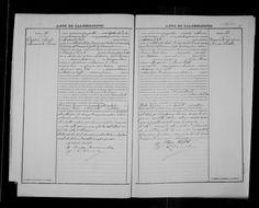 Giacomo Calandrino & Anna Rallo 1894 marriage record