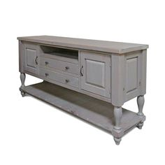 Media Console, Console table, Reclaimed Wood, Sideboard, Console cabinet, Handmade