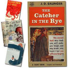 The Catcher In The Rye (J.D. Salinger)