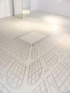 room of windows - floor
