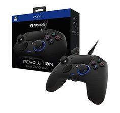 NACON Revolution PRO Controller Gamepad PS4 Playstation 4 eSports Designed