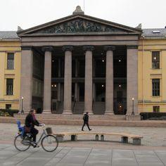 oslo | norge | universitetet