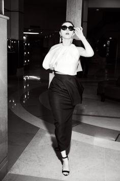 Fan Bingbing, a new favorite foreign fashion icon. So glamorous! (via W Magazine)