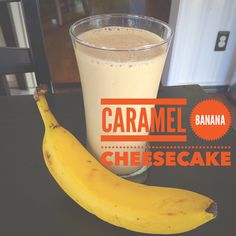So good! And under 250 calories. 1 scoop vanilla shakeology 3/4 tspn caramel extract 1/2 frozen banana 1 cup of unsweetened almond milk 3/4 cup ice 2 T sugar-free, fat-free cheesecake pudding mix Blend (add water if more liquid is needed) Enjoy!!!